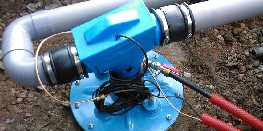 Installation Pour Cuve à eau